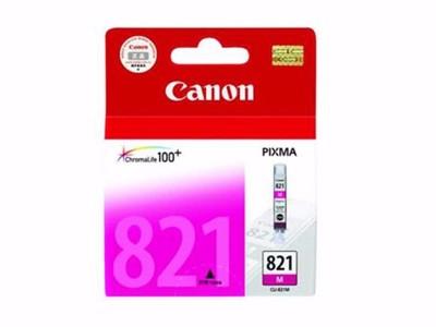 佳能 CLI-821M 品红墨盒(适用于 iP4680 3680 4760 MX868)