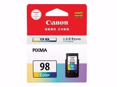 佳能 CL-98 彩色墨盒 适用于PIXMA E500