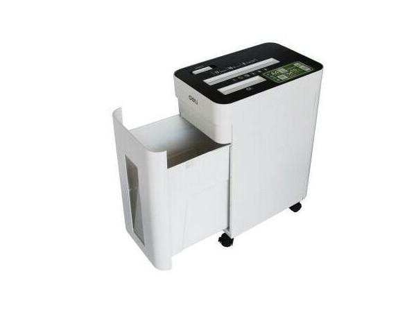 工厂企业办公用品采购之碎纸机:碎纸机的主要参数与性能介绍