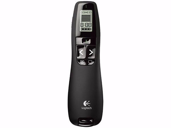 罗技(Logitech) R800 无线演示器 ppt翻页笔 演示笔(激光笔)