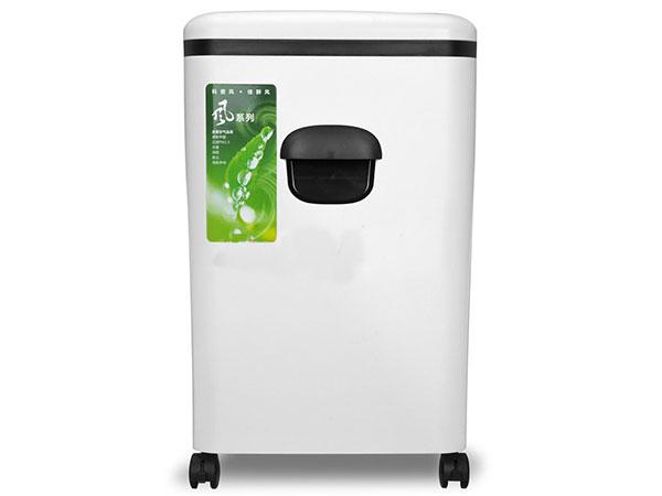 科密 E508CP  多功能跟空气净化碎纸机 办公家用高保密静音