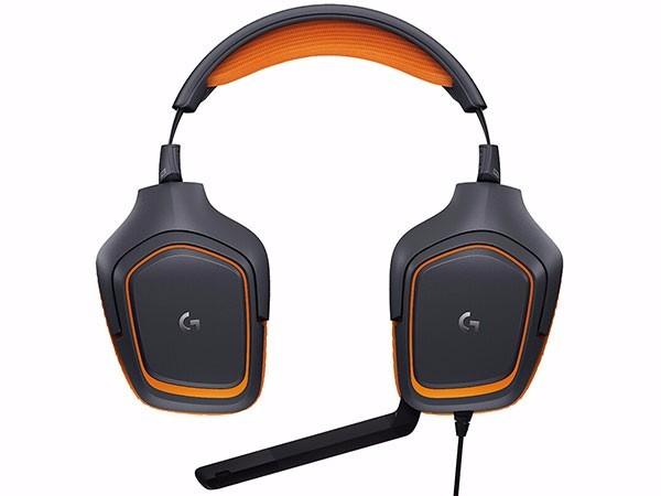 G231有线游戏耳机麦克风