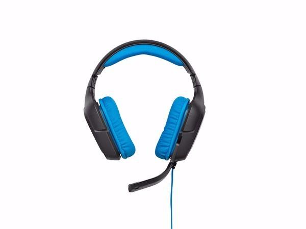G430 7.1有线环绕声游戏耳机麦克风