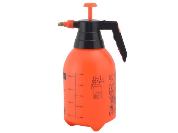 2L喷壶 橘色气压式喷壶
