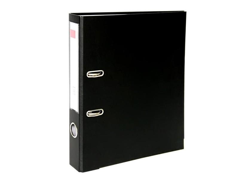 5481得力三寸文件夹 黑色