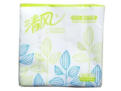 清风餐巾纸B702A
