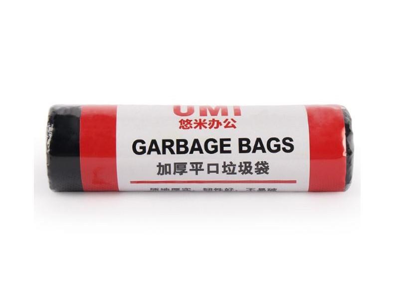 悠米5060 垃圾袋黑色 加厚型