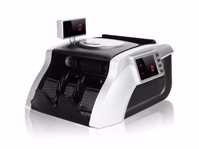 得力 3908 银行专用全智能语音报警点钞机验钞机