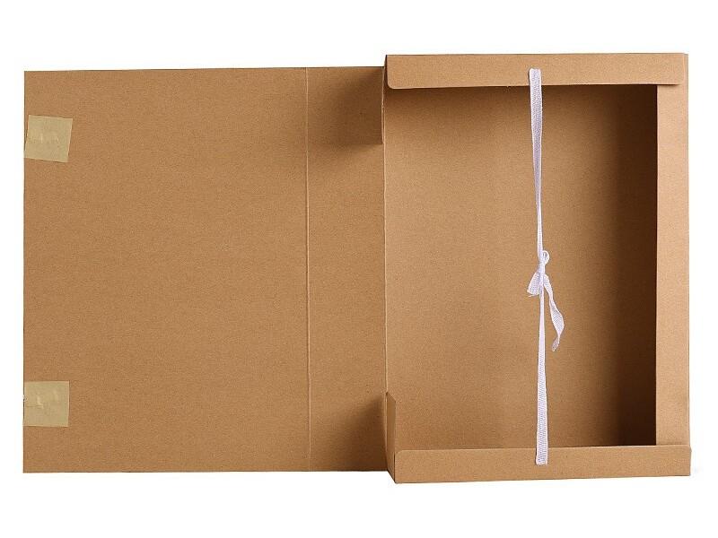 牛皮纸档案盒 5CM