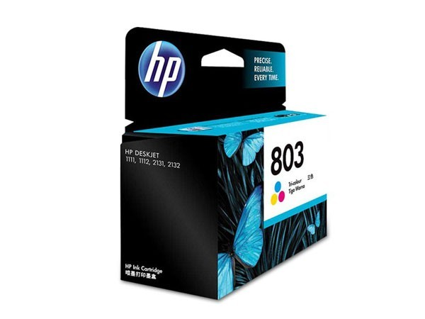 HP(惠普) 803彩色 墨盒 (deskjet 1111 1112 2131 2132打印机)
