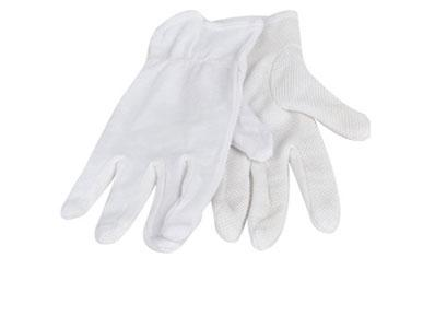 防滑,耐磨,耐用,美观的特点,该手套穿戴比较舒适,且织品与肌肤接触无