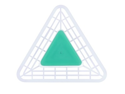 三角形芳香块单包装