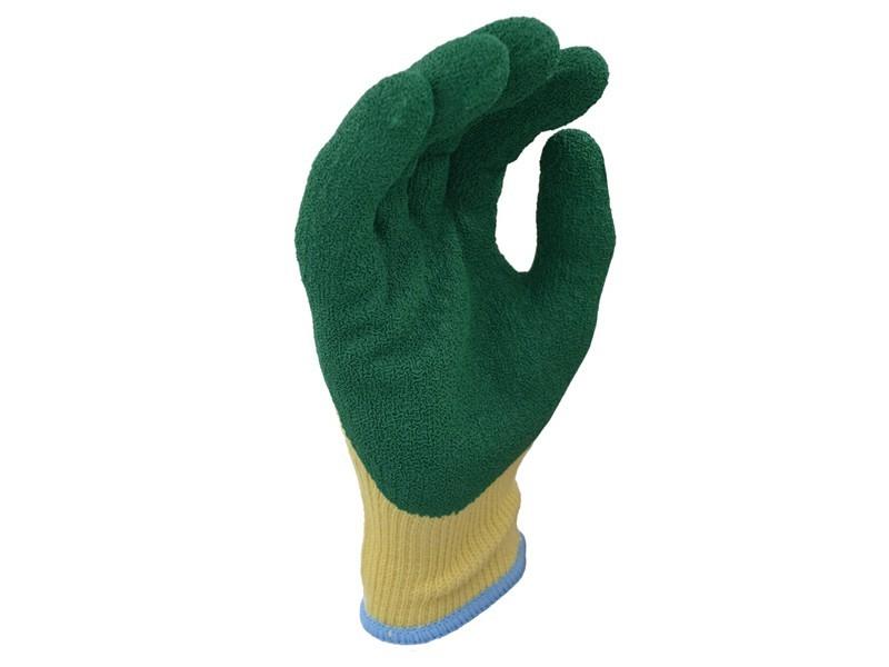 海太尔0094开背浸胶手套