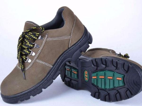 企业公司采购的劳保鞋鞋面材质有哪些?