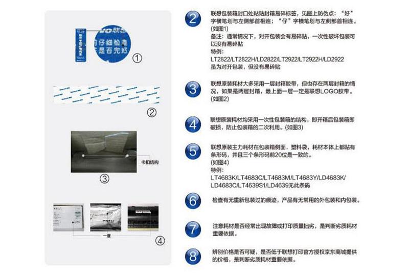 1联想 LD-2020 黑色硒鼓 适用于(LJ2000 M3120 M7120打印机)