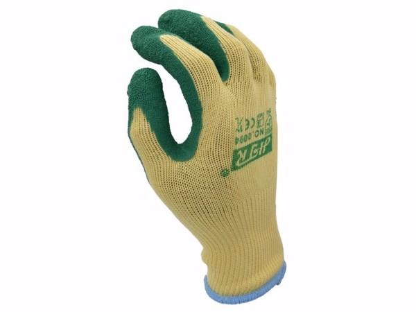 苏州劳保手套浸胶手套 海太尔0094开背浸胶手套的生产工艺