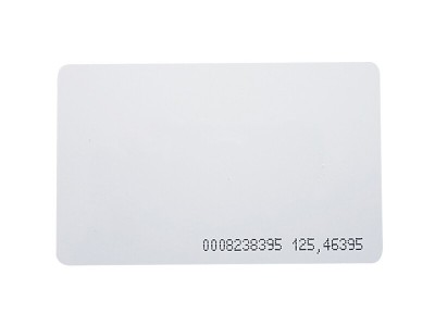 纯白  ID卡(薄)