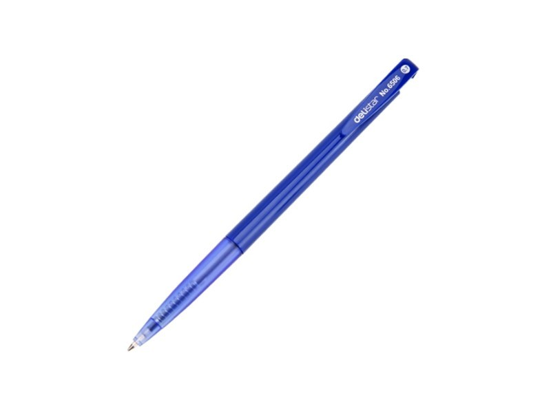 NO.6506得力圆珠笔 蓝色