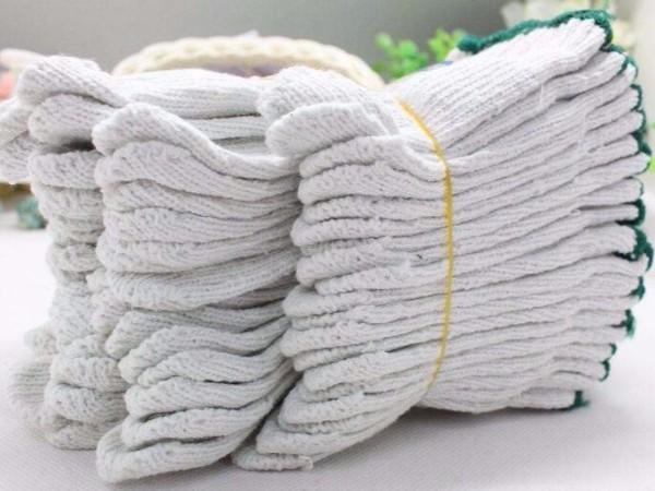 棉纱手套百科详解及棉纱手套的针数和重量标准