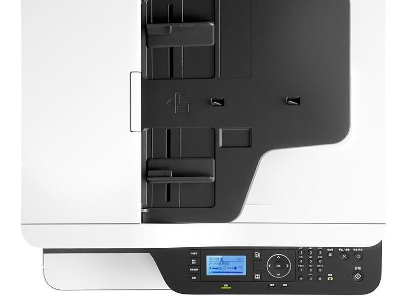 HP 437nda 自动双面A3激光复合机