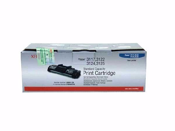 富士施乐 106R01159 原装硒鼓黑色 适用于Phaser 3117 3124 3125