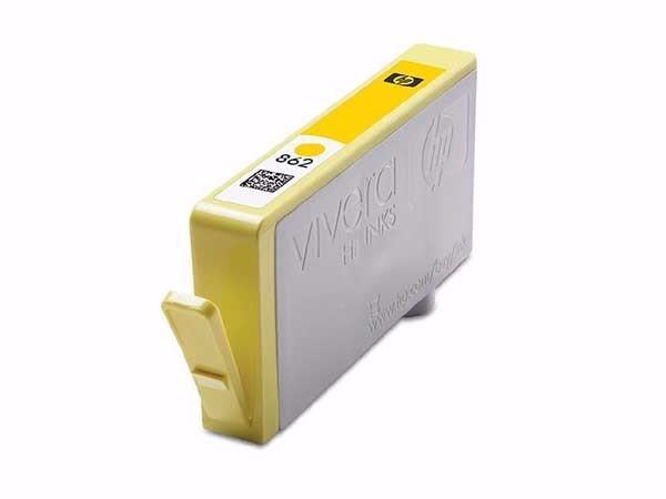 惠普 CB320ZZ 862号黄色墨盒