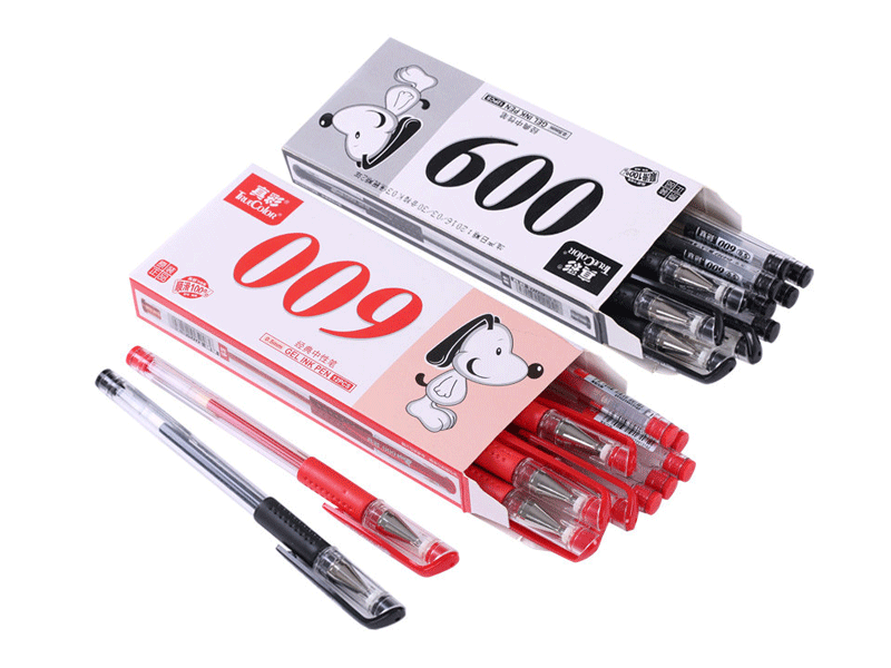 GP-009 史努比中性笔 红色