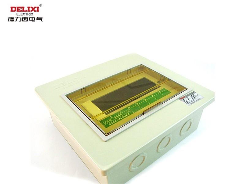 德力西配电回路箱PZ30-15