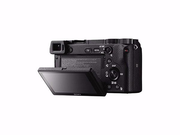 索尼(SONY)ILCE-6300L/a6300 微单数码相机 套机