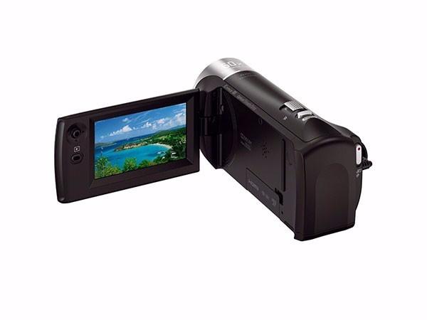 索尼(SONY)HDR-CX405 高清数码摄像机 光学防抖30倍光学变焦蔡司镜头