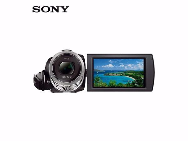 索尼(SONY)HDR-CX450 高清数码摄像机 光学防抖30倍变焦