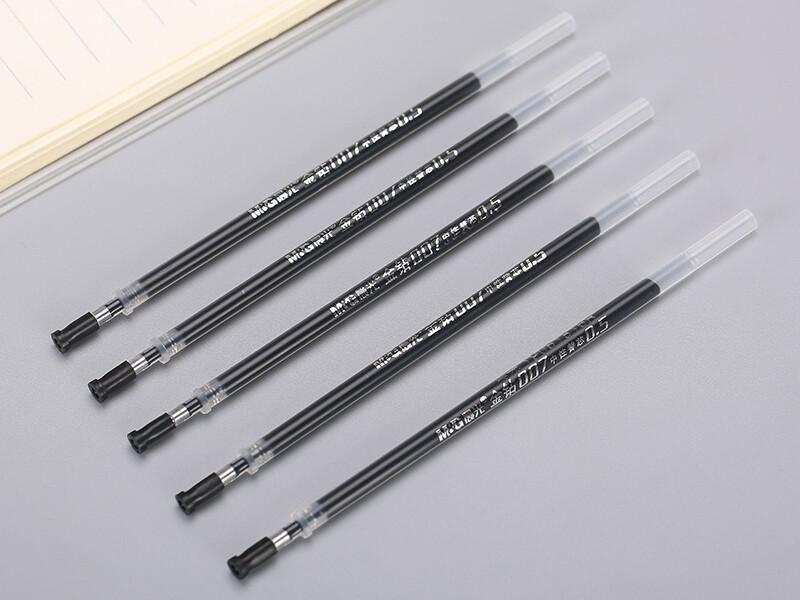 晨光MG007  0.5mm 黑色中性笔芯