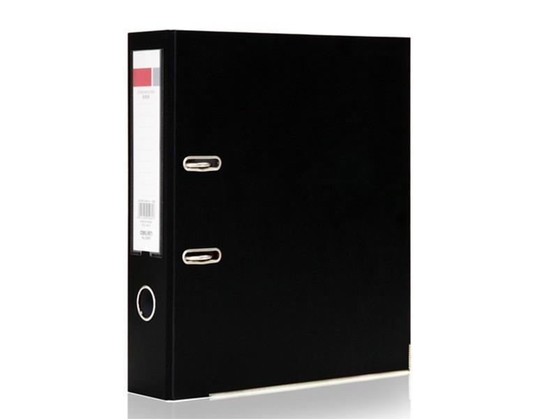 5480 得力2寸 A4文件夹 黑
