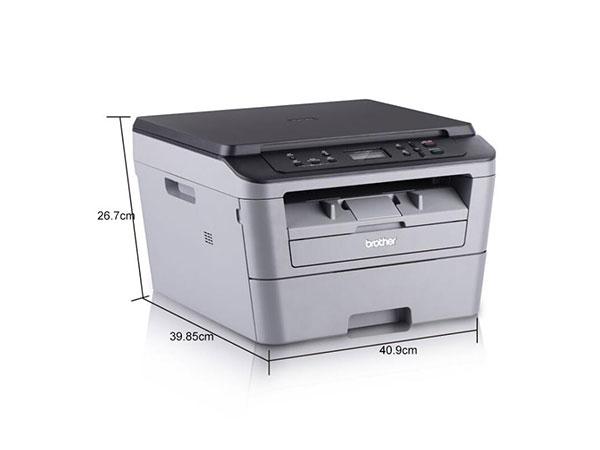 Brother(兄弟) DCP-7080D 黑白激光多功能一体机(打印 复印 扫描 自动双面)