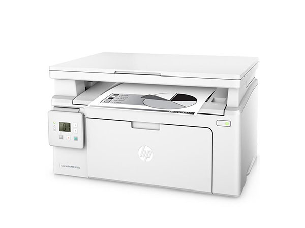 HP(惠普) HP LASERJET PRO M132A 黑白A4一体机打印复印扫描 鼓粉分离