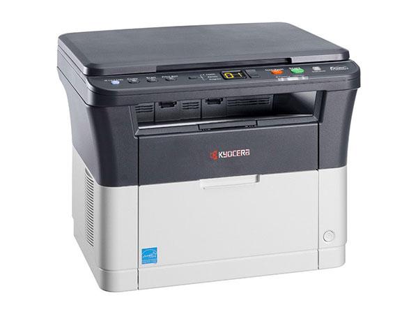 京瓷 FS-1020MFP 黑白激光多功能一体机(打印 复印 扫描)