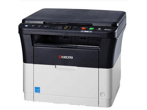 京瓷 FS-1020MFP 黑白激光多功能机(打印 复印 扫描)
