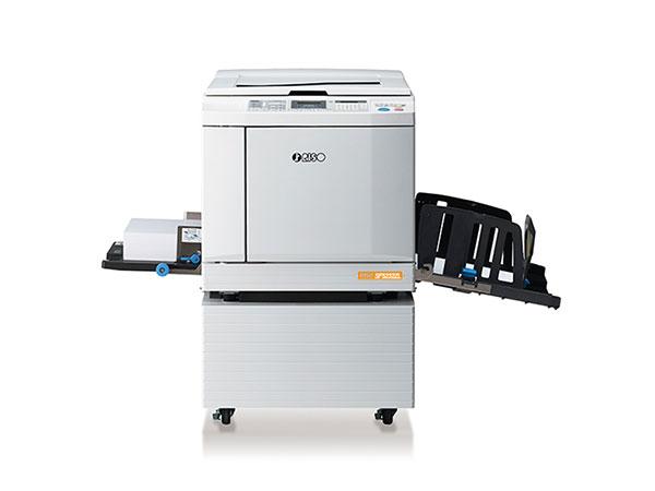 理想SF5232ZL 数码制版自动孔板印刷速印机  两年保修限150万张