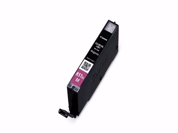 佳能 CLI-851XL M 高容品红色墨盒