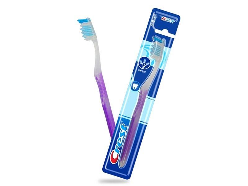 佳洁士三重护理牙刷
