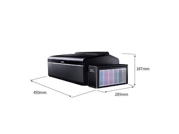 爱普生(EPSON)L805墨仓式6色照片打印机 原装连供 家用照片打印