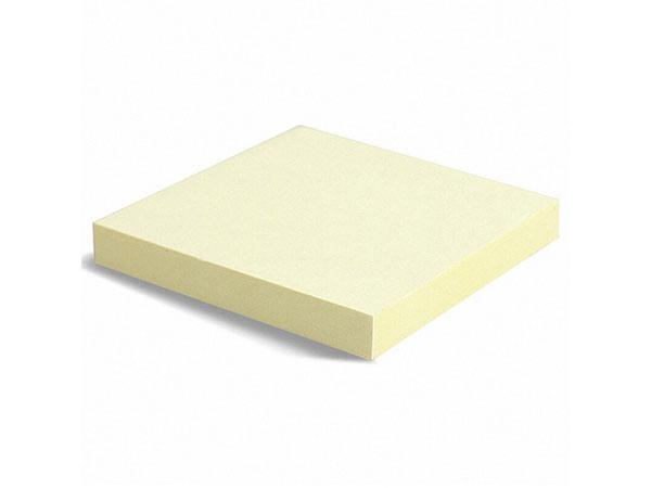 3M 报事贴 post it 654 可在贴便条纸便利贴便条纸便签纸 黄色12本包