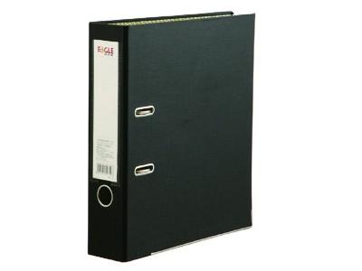 9308B-1益而高2寸文件夹 黑色