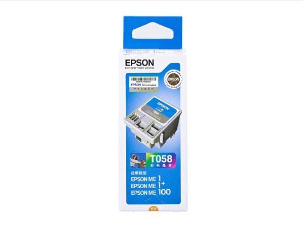 爱普生 T058 C13T058080 彩色墨盒