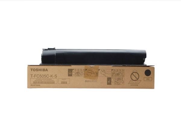 东芝 T-FC505C 原装大容量粉盒 四色套装 墨粉