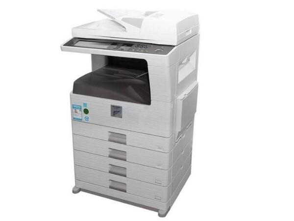日常办公设备维护之复印机黑条、白条、黑点、黑斑故障的排查方法